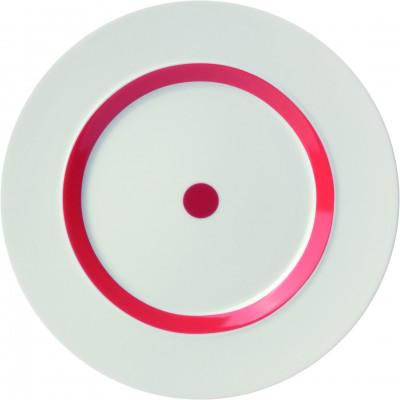 The Dot Servies Set van 6 | Red