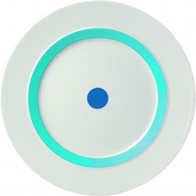 The Dot Servies Set van 6 | Blue