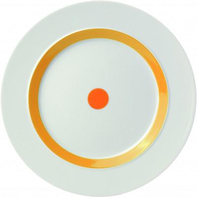 The Dot Servies Set van 6 | Orange