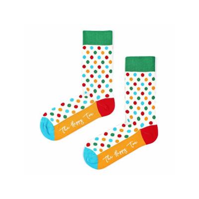 Unisex-Socken | Rainbow Dots