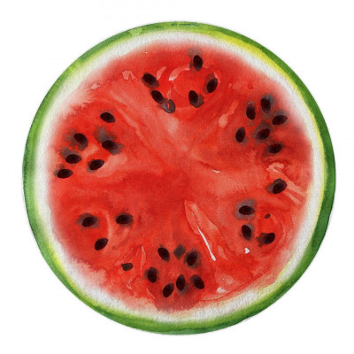 Round Beach Towel | Round-O-Melon