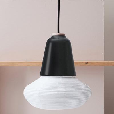 Pendant Lamp The New Old Light M | Black