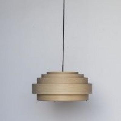 Thin Wood Pendelleuchte | Medium
