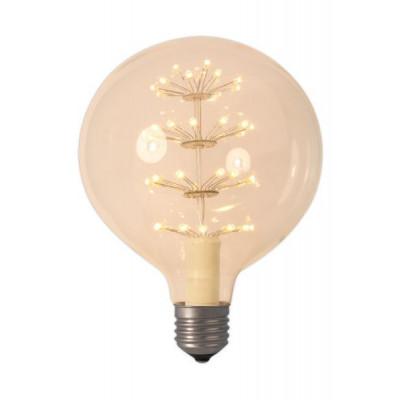 Calex Pearl LED Globe lamp G125 240V 2,5W 249lm E27, 48-leds 2100K