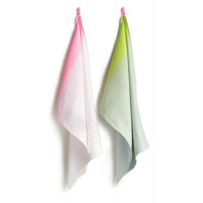 Tea Towel   Gradient (Set of 2)