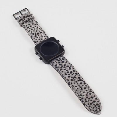 Circa Watch | Cheetah, Black, Grey