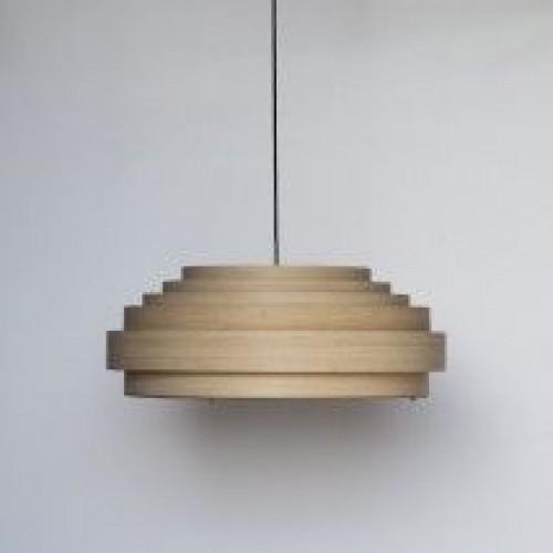Thin Wood Pendelleuchte   Groß