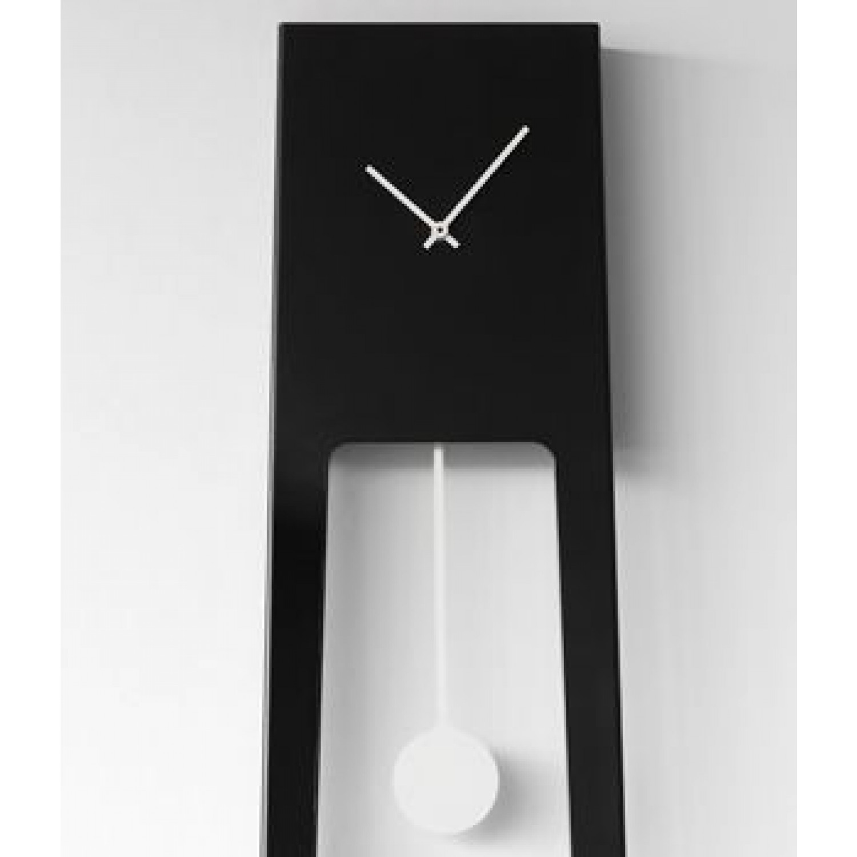 Clock Tiuku Pendulum   Black