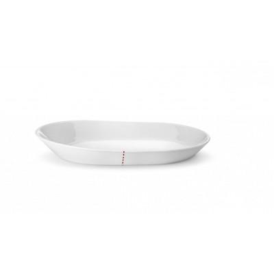 Kippplatte Rechteck- Weiß