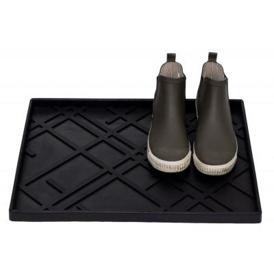 Schuh- und Stiefelabtropfschale | Lines