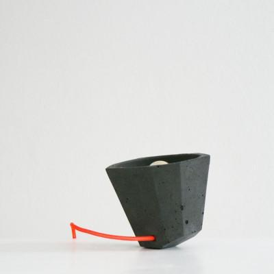 Neigbare Lampe   Schwarz