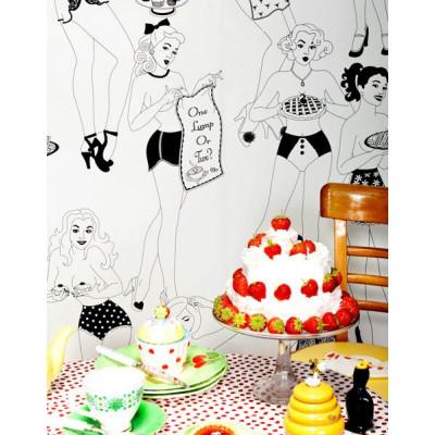 Time for Tea Wallpaper