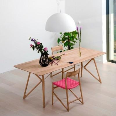 Tisch Pink Eiche