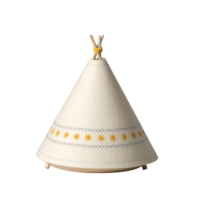 Table Lamp Tipi | Yellow