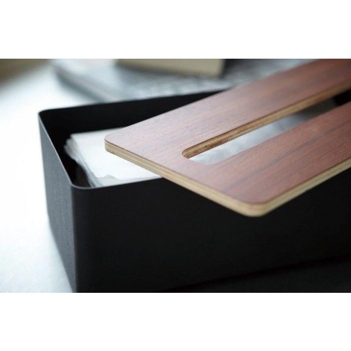 Boîte Tissu Rin | Brun