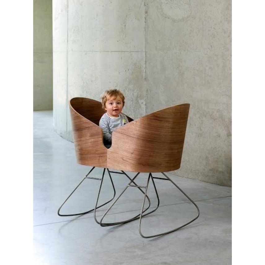 Dimdim Schaukelstuhl-Paar/Baby Craddle