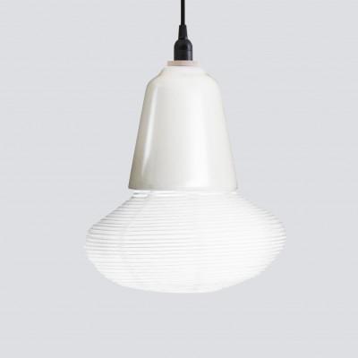 Pendant Lamp The New Old Light M | White