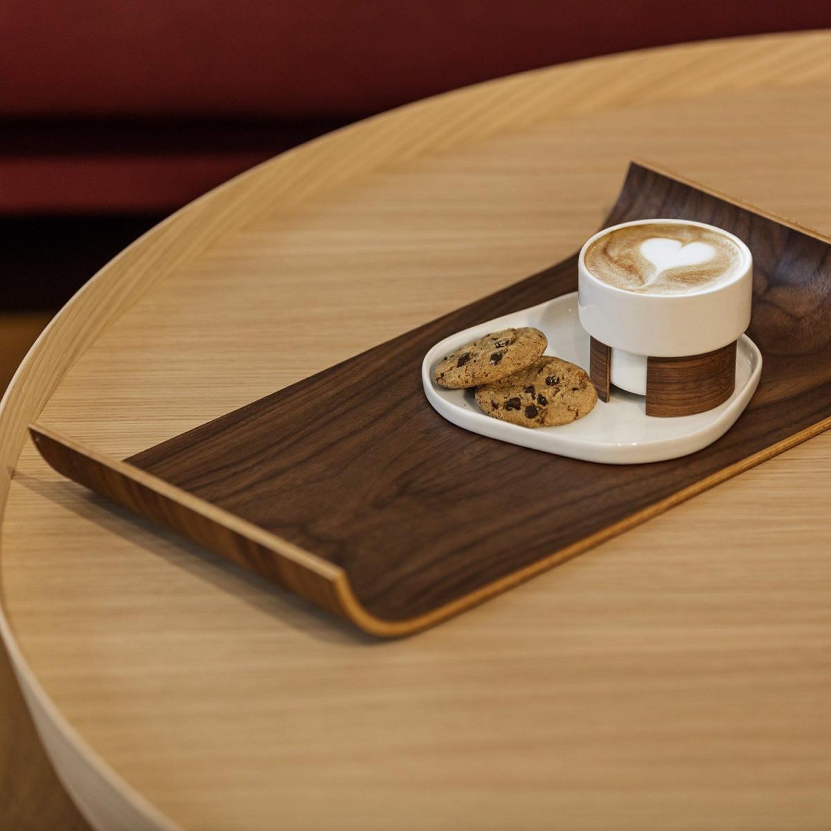 WARM Serving Tray 40 x 20 cm | Oak