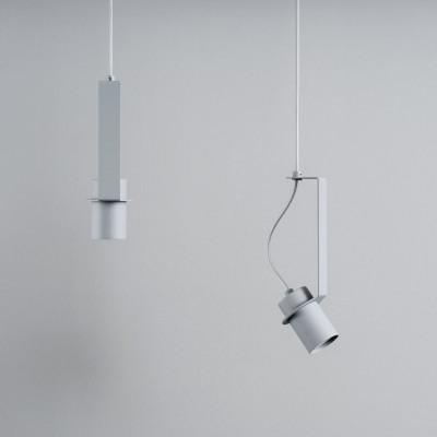 Deckenlampe Toptop | Grau