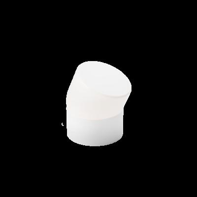 Tischleuchte Toddler | Weiß / Dunkelgrünes Kabel