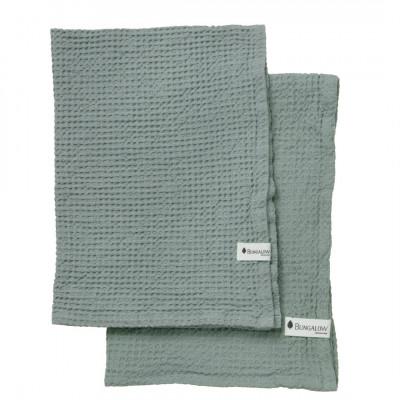 2er-Set Handtuch Waffly   Ivy