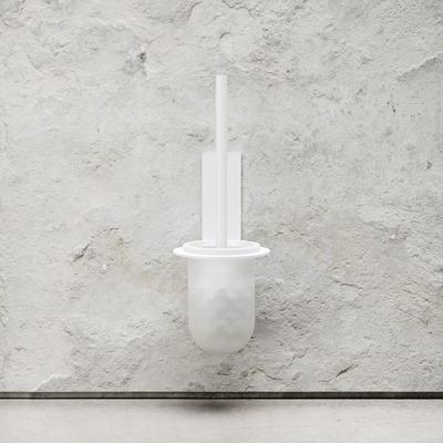 Toilettenbürste | Weiß