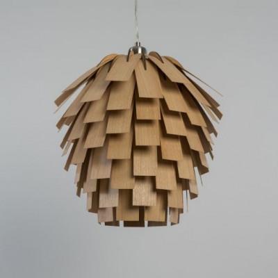 Scots Pendant Light   Oak