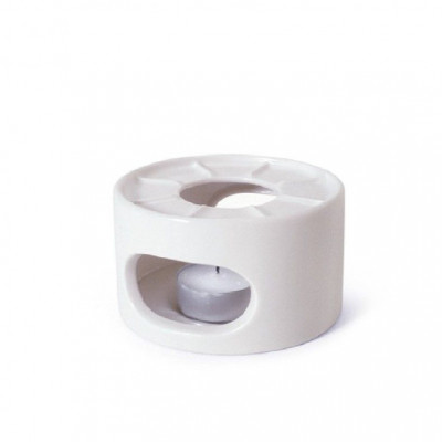 WARM Teapot Stand   White