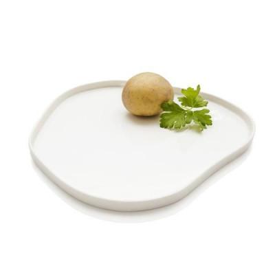 HALKO Plate Large | White