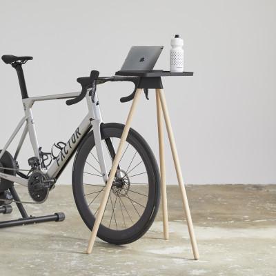 Race Tischständer für Indoor-Cycling   Eiche