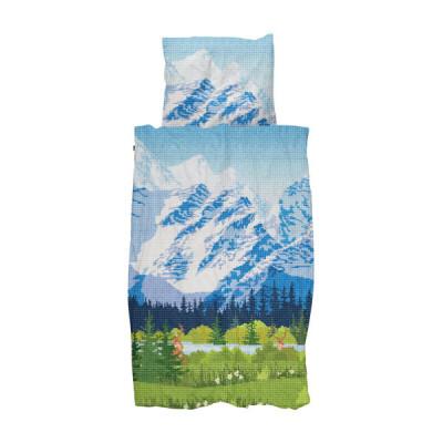 Bettbezug Across The Alps
