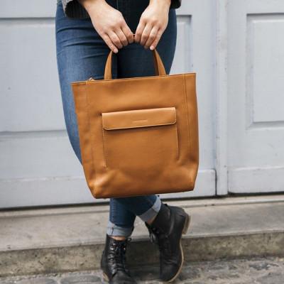 Tote Bag | Caramel