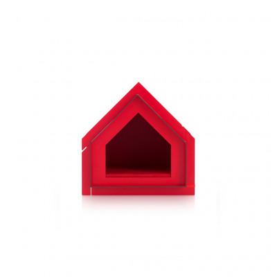 Outdoor Pet House Touffu | Red
