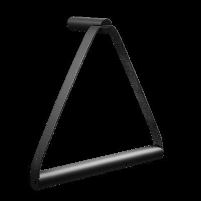 Handtuchbügel Metall | Schwarz