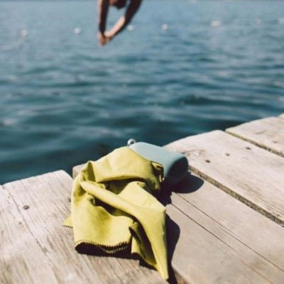 Shower Towel NanoDry | Large DISCONTINUED