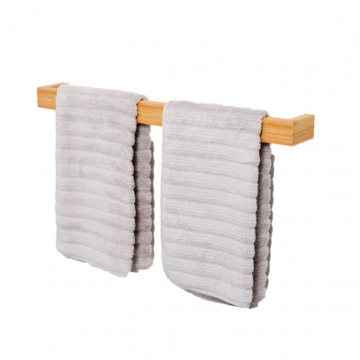 Towel Rail Wall 72 cm | Bamboo