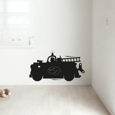 Chalkboard Toys for Boys | Firetruck