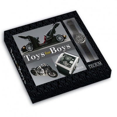 Toys For Boys with watch