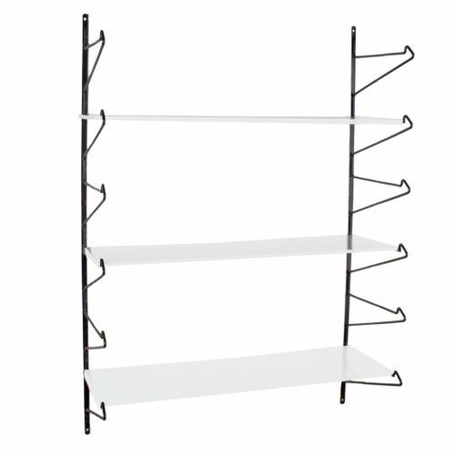 White Modula Shelf