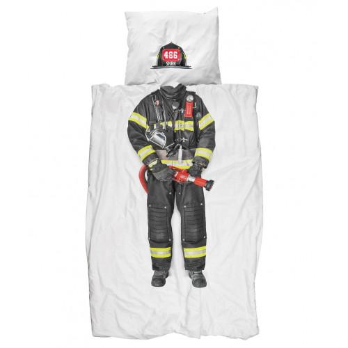 Firefighter Bettdecke