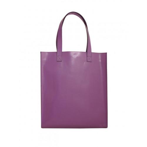 Long Tote Bag Violet