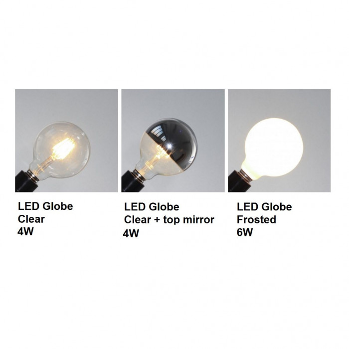 Sliding Shelf Lamp | White