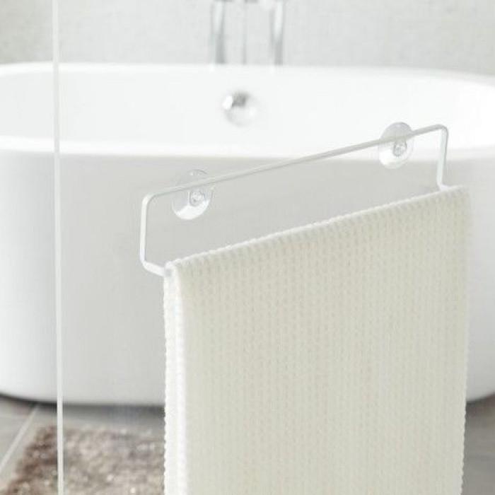 Handtuchbügel Großer Turm | Weiß