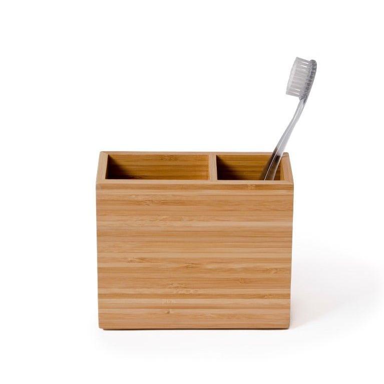 Porte-Brosse à Dents   Bambou