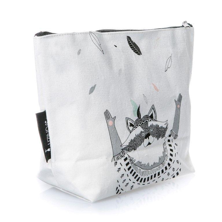 Toilet Bag Raccoon