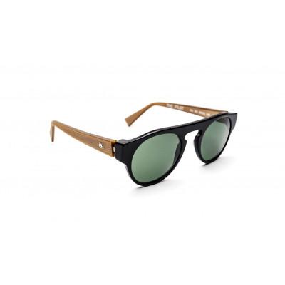 Unisex Sunglasses The Pilot | Black