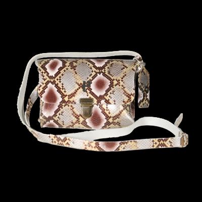 Shoulder Bag Kate Medium   Snake Gold