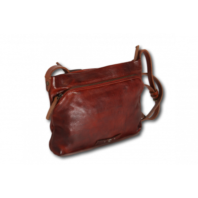 Handtasche Lucy Medium   Cognac