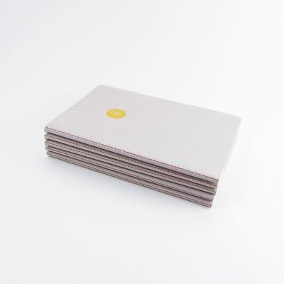 Tom Pigeon Notebook | Rough Grey
