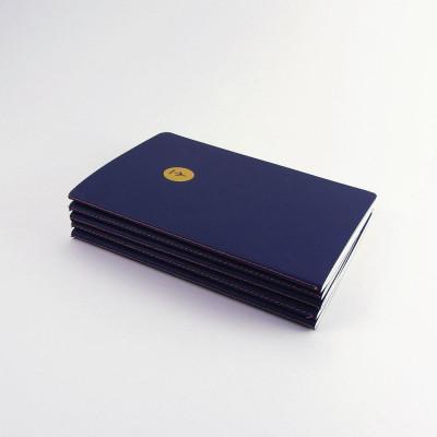 Tom Pigeon Notebook | Navy Blue